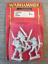 Eclaireur Elfe Sylvain Blister Warhammer Battle Aos Neuf 1997 OOP
