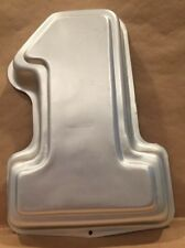 "WILTON 15"" NUMBER # 1 ONE CAKE PAN 2105-1194 Birthday Party"