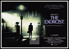 The Exorcist 7  Horror Movie Posters Classic & Vintage Cinema