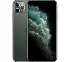 Nuevo Apple iPhone 11 Pro Max medianoche Verde mwhm 2B/A de 256 GB Desbloqueado Sin SIM
