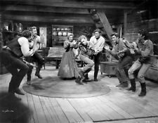 8x10 Print Jane Powell Seven Brides for Seven Brothers 1955 #SB66