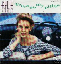 KYLIE MINOGUE 45 TOURS GERMANY TEARS ON MY PILLOW