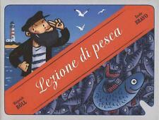 fumetto Heinrich Boll Emile Bravo LEZIONE DI PESCA bao publishing