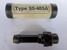 BG - Aircraft SPARK PLUG - NEW - Part # SS-485A - 0424