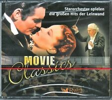 Movie Classics-READER 'S DIGEST 4 CD BOX NUOVO OVP