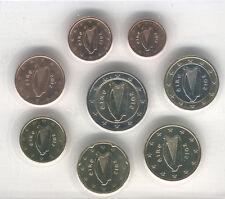 Ireland 2012 - Set of 8 Euro Coins (UNC) **VERY RARE**