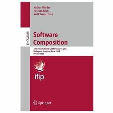 Software Composition : 12th International Conference, SC 2013, Budapest,...
