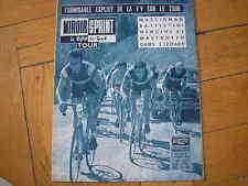 MASSIGNAN BATTISTINI NENCINI MASTROTTO IZOARD TOUR DE FRANCE 1960 COVER MIROIR