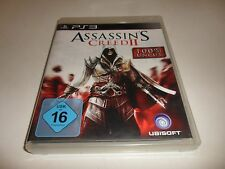 PlayStation 3 PS 3 Assassin's Creed II