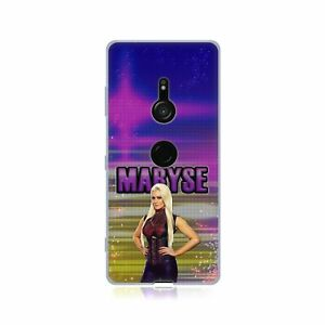 OFFICIAL WWE MARYSE GEL CASE FOR SONY PHONES 1