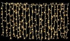 6M x 3M 600 LED Indoor Outdoor Party String Fairy Wedding Curtain Light 8 Modes