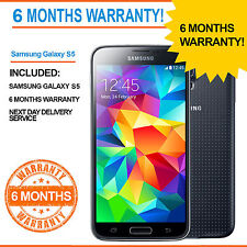 Samsung Galaxy S5 4G Mobile Phones and Smartphones