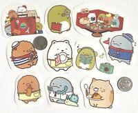 RARE! 10 Large Sumikko Gurashi Waterproof Kawaii Stickers For Laptop Hydro Flask