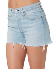 Levi's 501 Ladies High Rise Shorts Weak in the Knees New with Tags RRP £50