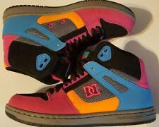 DC Rebound HI Top 302164 Skateboarding Sneakers Shoes Women's Size 7.5