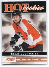 2011-12 Score 557 Sean Couturier Rookie HR SP Hot Rookies