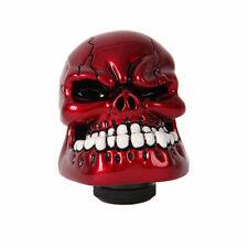 Red Skull Universal Car Truck Manual Stick Gear Shift Knob Lever Handle Shifter