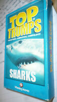 top trumps,sharks,by play a day.com.2003