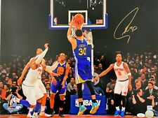 Steph Curry Signed 16x20 Photo