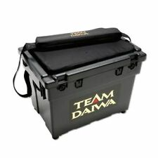 NEW Team Daiwa Match Fishing Seat Box
