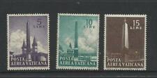 1959 Airmail- Obelixes Part set of 3 Stamps complete MUH/MNH