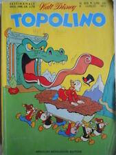 Topolino n°919 [G.276] - DISCRETO -