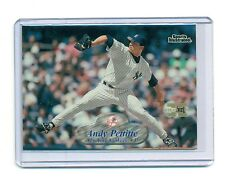 ANDY PETTITTE 1998 FLEER SPORTS ILLUSTRATED FIRST EDITION MASTERPIECE 1/1 RARE