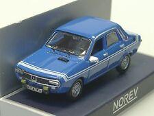 NOREV RENAULT 12 Gordini, 1971, Blu - 511255 - 1/87
