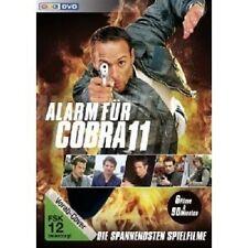 """ALARM FÜR COBRA 11 """"ALARM FÜR COBRA 11-DIE SPANNENSTEN SPIELFILME"""" 2 DVD NEU"""
