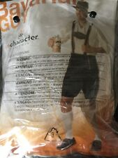Beer Girl Men Couple Costume Bar Maid Bavarian Oktoberfest Fancy Dress Outfit