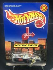 Hot Wheels JIFFY LUBE Special Scorchin' Scooter item #20835 Limited Edition