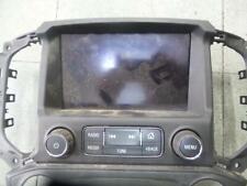 HOLDEN COLORADO RADIO/CD/DVD/SAT/TV 8 INCH TOUCH SCREEN NON SAT NAV, RG/RG 7, 07
