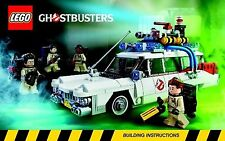 Lego® - 21108 - Ghostbusters Ecto 1 - Lego® Ideas (CUUSOO) Neu New sealed