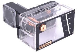 Alphacool Repack - Quad Laing DDC - Dual 5,25 Bay Station