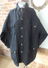 Orvis Jacket coat Rain Parka windbreaker Hooded Cotton Lots of pockets X-tra Lg