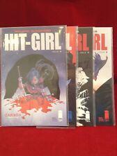 Hit-Girl #5 #6 #7 #8 2018 Image Comics Full Story Arc