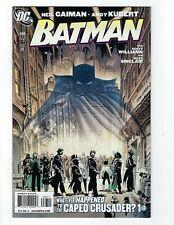 BATMAN #686 NEAR MINT 2009 DC COMICS KUBERT COVER