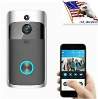 US 1080p Wireless Security Doorbell Home Video Door Video Intercom Ring CAM