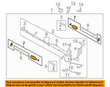 Infiniti NISSAN OEM 03-08 FX45 Steering Gear-Boot Kit Right 48203WL026