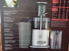 NEW BREVILLE JUICER FOUNTAIN PLUS JE98XL