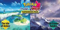 Pokemon Sword and Shield ✨Ultra Shiny ✨ 6IVs Full Pokedex include Crown Tundra