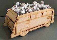 Y71 VW Camper Van estilo Piruletas caramelo dulce Carro Boda Cumpleaños Fiesta De Niños