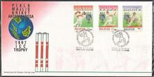 MALAYSIA 1997 International Cricket Council ICC Throphy FDC Cover