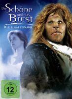 3 DVD-Box ° Die Schöne und das Biest - Finale Staffel 3 ° NEU & OVP