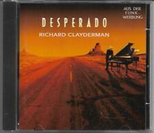 """RICHARD CLAYDERMAN """"Desperado""""  Germany CD 1992 Polydor"""