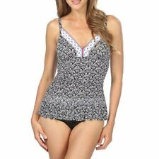 24th & OCEAN® Size S Moonlight Cruise One Piece Swimdress NWT
