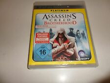 PlayStation 3 PS 3   Assassins Creed Brotherhood [Platinum]
