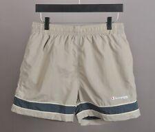 Men's CHAMPION Summer Swimmong Nylon Drawstring Shorts Size XL