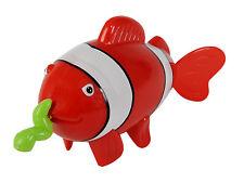 Simba Aufzieh-Schwimmtiere Wasserspielzeug Badewannenspielzeug Memo 6-sortiert