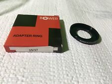 Bower 25-37mm Step-Up Filter Adapter Ring 25mm-37mm New. Shipping from USA
